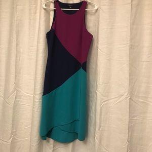 Rachel Roy Color-block Dress - Sz 8